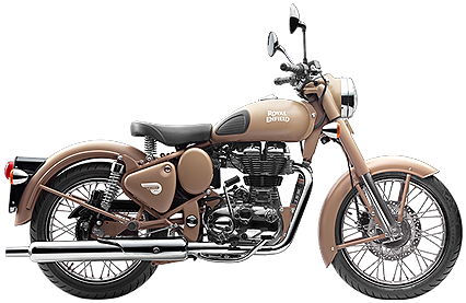 Royal enfield classic 500cc desert storm for sale at roverz motors alappuzha