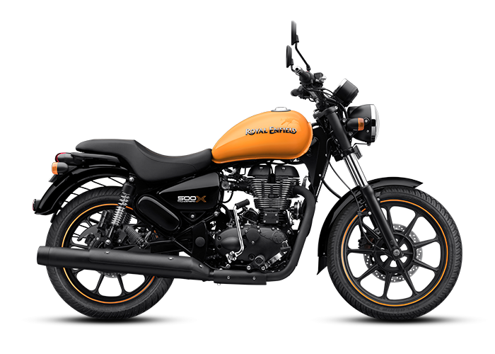 Royal enfield product thunderbird X 500 sales at roverz motors alappuza