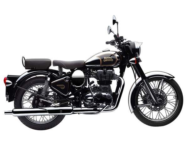 Roverz motors selling royal enfield classic chrome 500cc bikes