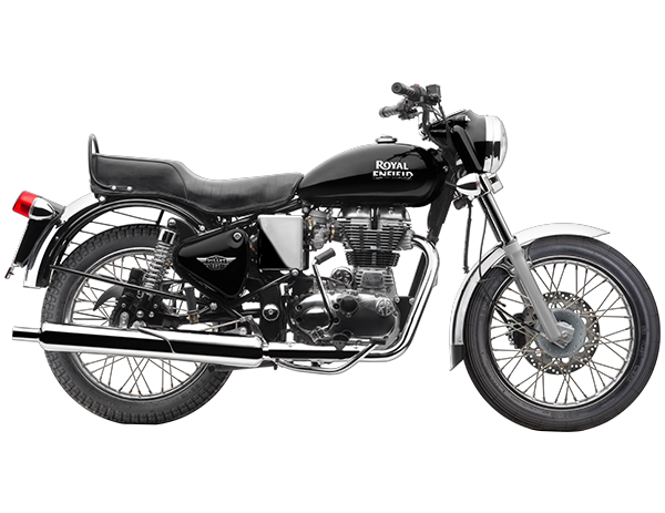 Roverz motors selling standard electra black models of royal enfield