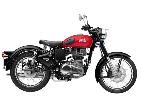 Royal enfield redditch red bikes sales at roverz motors showroom at kayamkulam,alappuzha